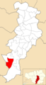 Baguley (Manchester City Council ward) 2018.png