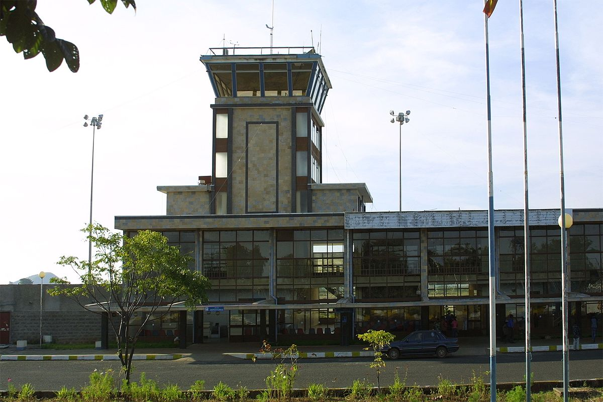 Front Elevation Latest : Bahir dar airport wikipedia
