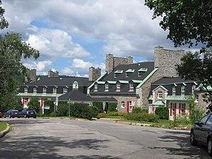 Baie-Comeau - Hotel Le Manoir