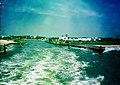 Bald Head Island NC - - Leaving harbor - panoramio.jpg