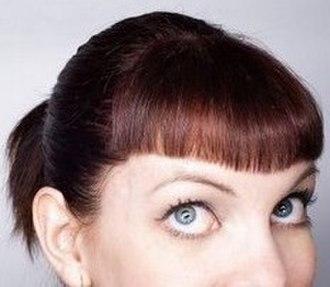 Bangs (hair) - Short-cut bangs