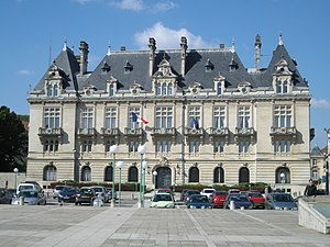 Meuse (department) - Prefecture building of the Meuse department, in Bar-le-Duc