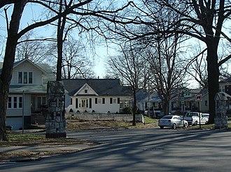 Meriwether, Louisville - Barbee Ave in Meriwether
