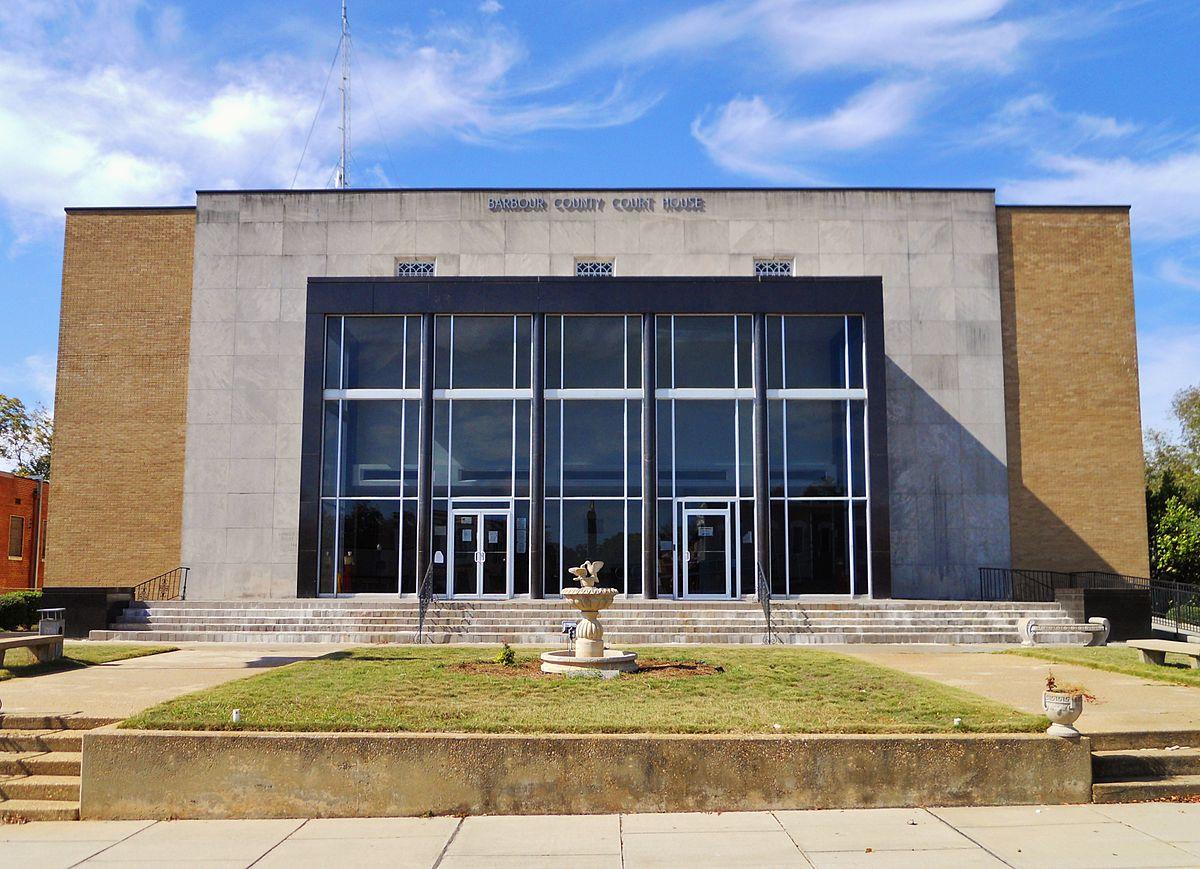 Barbour County Alabama Wikipedia
