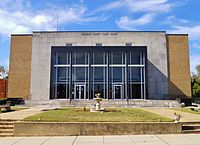 Barbour County Alabama Courthouse