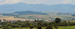 Covasna County - Baraolt Mountains