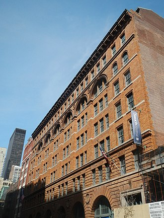 Baruch College - 151 East 25th Street