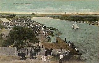 Barwon River (Victoria) river in Victoria, Australia