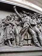 1880年に行われた初の建国記念日祝典
