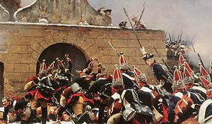 Third Silesian War - Prussian Army at the Battle of Leuthen