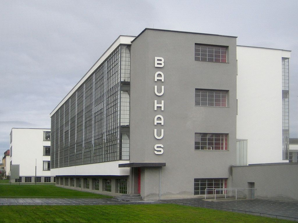 Bauhaus08Oct09