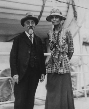 Sidney Webb, 1st Baron Passfield - Sidney Webb and Beatrice Webb