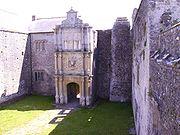 Beaupre Castle - Inner