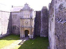 Old Beaupre Castle Wikipedia