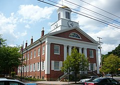 Bedford County Courthouse Pennsylvania.jpg