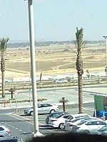 Beersheba from IKEA's window IMG 5189.jpg