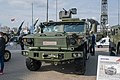 Belarusian Vitim 4x4 multi-purpose amphibious armoured vehicle with automatic remote controlled weapon station - 4.jpg