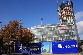 Obel Tower - Image: Belfast (066), October 2009