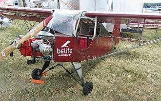 Belite Aircraft - Belite Ultra Cub