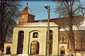 Bell tower Saint Lawrence church in Pniewy, 01.1993r.jpg