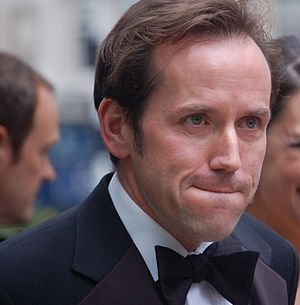 Ben Miller - Miller at the 2008 BAFTA Television Awards