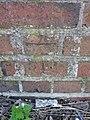 Bench Mark, Tilmore Road - geograph.org.uk - 2052663.jpg