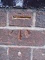 Bench mark on Bridge Street - geograph.org.uk - 2085722.jpg
