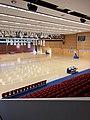 Bendat Basketball Centre show courts 01.jpg