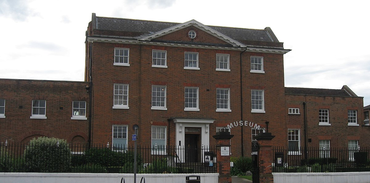 Art Car Museum >> Watford Museum - Wikipedia