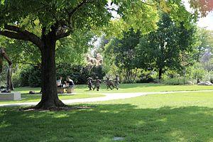 Loveland, Colorado - Benson Park sculpture garden