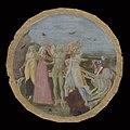 Benvenuto di Giovanni di Meo del Guasta - Love Bound by Maiden - 1871.65 - Yale University Art Gallery.jpg