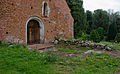 Berendshagen - Kirche - Turmreste auf der Westseite.jpg