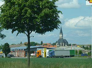 Berga, Saxony-Anhalt - Lutheran Saints Peter and Paul Church