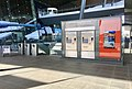 Bergen Airport, Flesland, Norway. Tickets for light rail and public transport (billettautomater for Bybanen og Skyss-busser) 2018-03-15 b.jpg