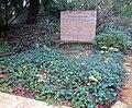 Berlin, Westend, Friedhof Heerstrasse, Grab Sarah Haffner.jpg