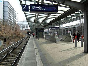 berlin landsberger allee station wikipedia. Black Bedroom Furniture Sets. Home Design Ideas
