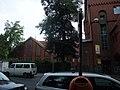 Berlin Weißensee Pistoriusstraße 127 and 128 Wohnhaus and Pumpwerk and Bibliothek 003.jpg