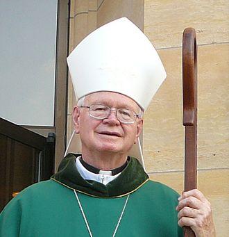 Bernard Joseph Harrington - Harrington in 2011