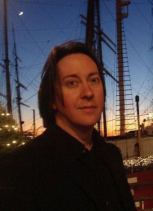 Bernard MacMahon (filmmaker) - Image: Bernard Mac Mahon in February 2014