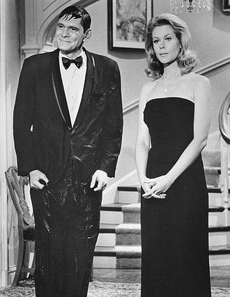 Bewitched - Dick York and Elizabeth Montgomery (1968)