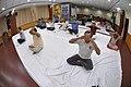 Bhramari Pranayama - International Day of Yoga Celebration - NCSM - Kolkata 2017-06-21 2442.JPG