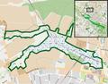 Bielefeld - NSG Mühlenmasch - Map.png