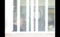 Bill Clinton and Nelson Mandela in cell -D.png