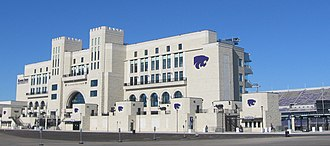 Bill Snyder Family Football Stadium - Image: Bill Snyder Family Stadium WSC