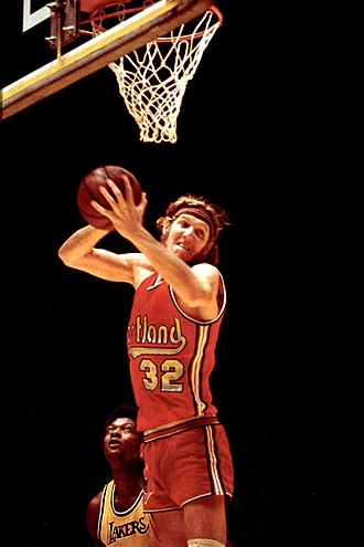 Bill Walton - Walton in 1975.