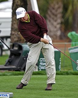 Billy Mayfair professional golfer