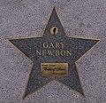 Birmingham Walk of Stars Gary Newbon.jpg