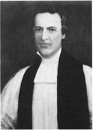 James Hervey Otey - Image: Bishop James Hervey Otey