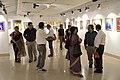 Biswatosh Sengupta Solo Exhibition - Kolkata 2015-07-28 3388.JPG