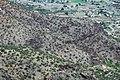 Black Canyon Formation (Paleoproterozoic, 1.759 Ga; Cold Shivers Point, Columbus Canyon, Colorado National Monument, Colorado, USA) 7 (23977651885).jpg